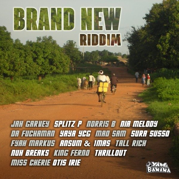 Brand new riddim cover 3